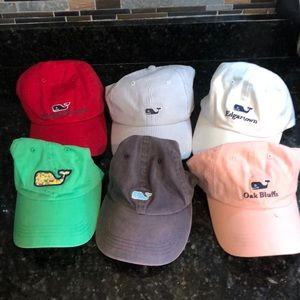 6 vineyard Vines Hats Edgartown Oak Bluffs burger